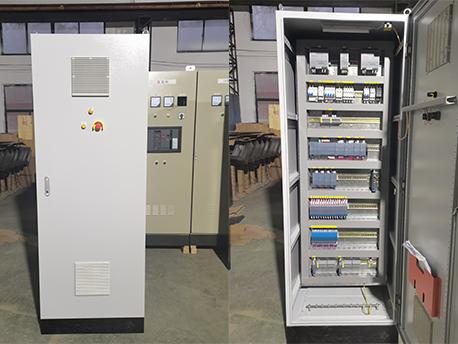 青岛院士港加氢站设备PLC主控柜