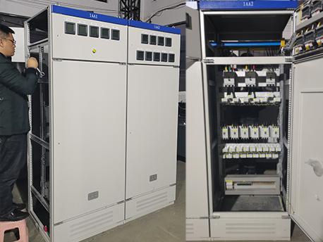 青岛院士港加氢站设备低压控制柜