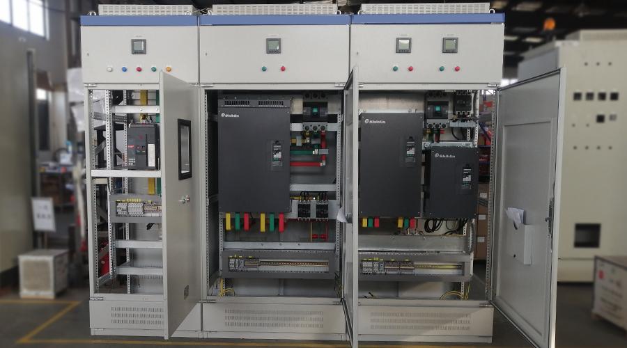 制氧机设备145KW鼓风机启动柜