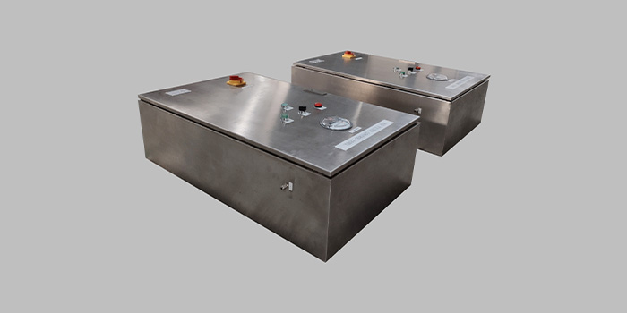 户外除尘不锈钢智能控制柜的特点