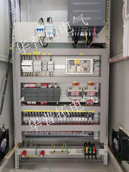 三开门施耐德变频器控制柜