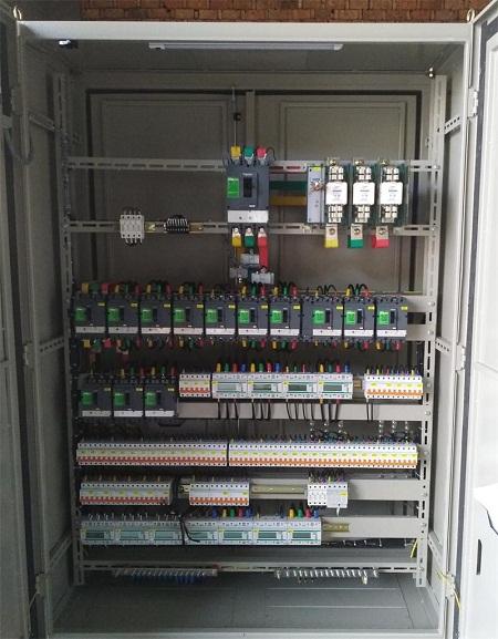 电熔配电柜