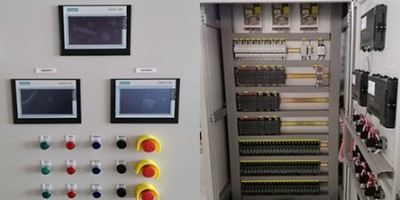PLC自动控制柜在污水处理中的应用