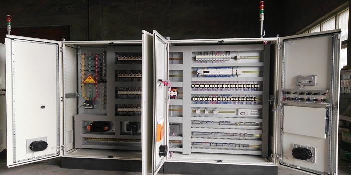 PLC控制柜基础元器件选型,电气工程师需知