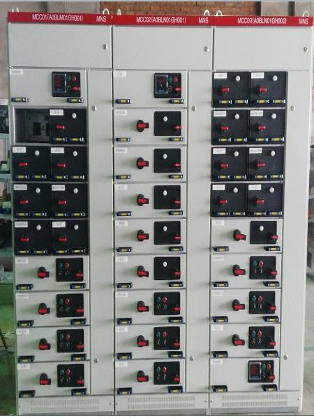 电厂用抽屉柜MNS