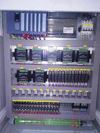 西门子PLC污水控制柜