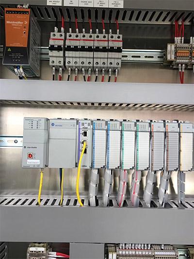 ABB品牌PLC控制柜