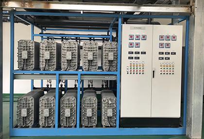 内蒙古伊泰集团有限公司PLC控制柜案例