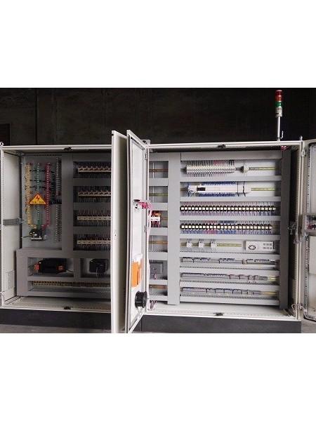 自动化生产线威图控制柜