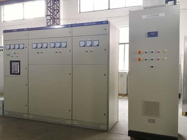 辽宁阜新VPSA11202制氧工程plc控制柜系统案例