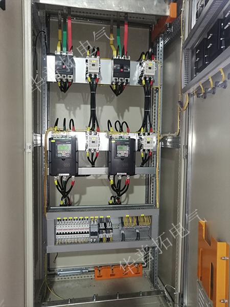 低压启动柜控制系统