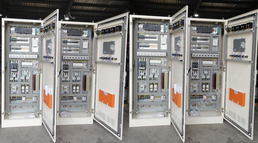泰州PLC控制柜 编程设计 生产厂家 华普拓电气 昆山华普拓
