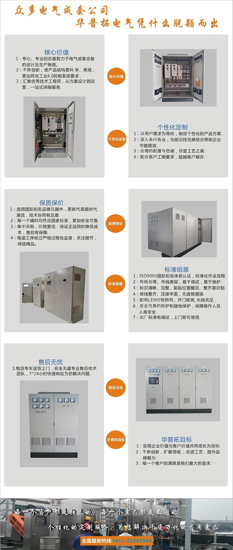 众多电气成套公司,华普拓电气凭什么脱颖而出?