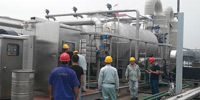 自动化远程设备控制柜系统助力节能环保工业发展