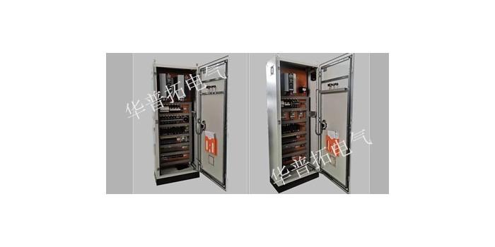 华普拓科普变频控制柜中使用制动电阻的作用