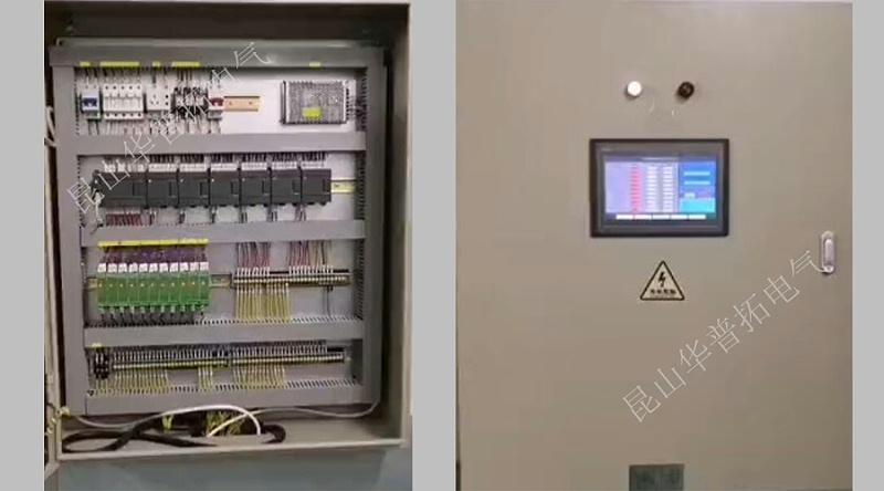 仪表控制柜外观内部图