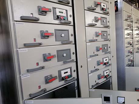 山西孝义2*350MW级低热值煤电发电工程脱硝项目MCC柜