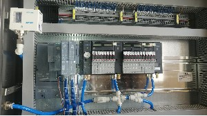 电磁阀岛控制箱/不锈钢控制箱/药厂PLC控制箱