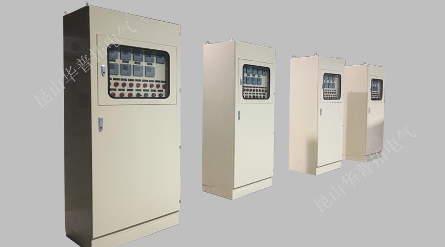 4套EDI电源控制柜外观图