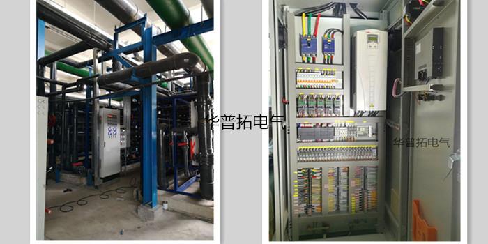 内蒙古水处理控制柜项目调试圆满完成