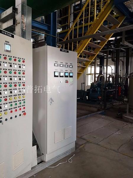超纯水设备PLC控制柜