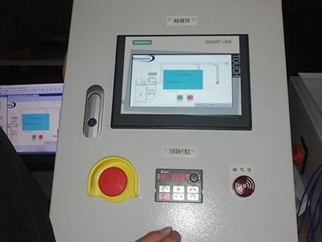 除尘清灰PLC控制箱