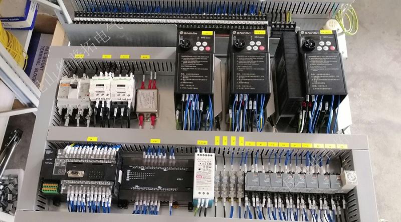 士林变频器电控箱安装底板